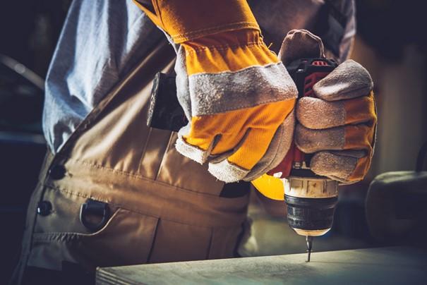 Megfelelő védőfelszerelés a munkavédelemben