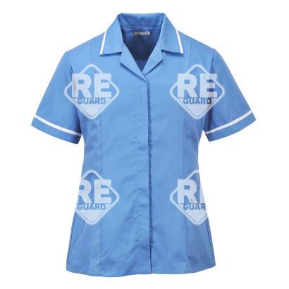 Klasszikus tunika kórház kék L
