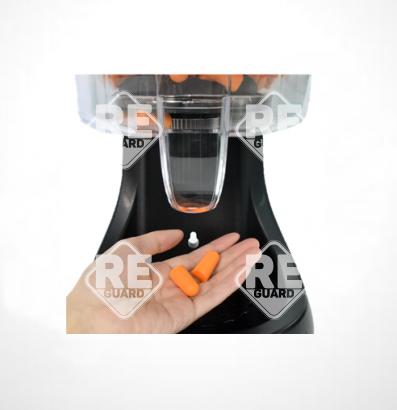 Safety First Füldugó adagoló állvány 500 pár/szett