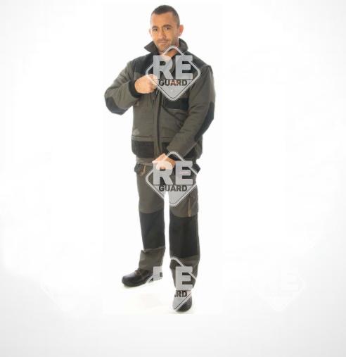 RockPro téli dzseki