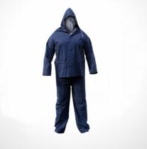 Safety First PVC esőöltözet (nadrág+kabát) sötétkék
