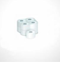 Toalettpapír 19 cm O 2 rtg. 100%