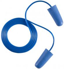 EARLINE - kék zsinóros füldugó SNR 36db 150 db/doboz