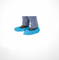 Cipővédő kék gumis PE 3,5g