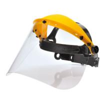 Arcvédő homlokpánt víztiszta látómezővel