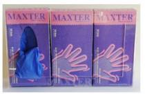 Kesztyűadagoló, fali, MAXTER nitril, 3 db-os