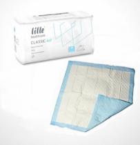 LILLE BED betegalátét 60X60 CM (57G)