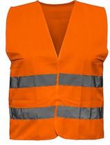 Safety First Jólláthatósági mellény