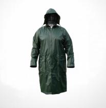 Safety First Orkán esőkabáthosszú zöld